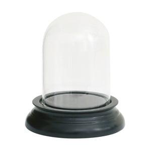 Poklop s černým dřevěným podnosem Miss Étoile Bell, výška 8 cm