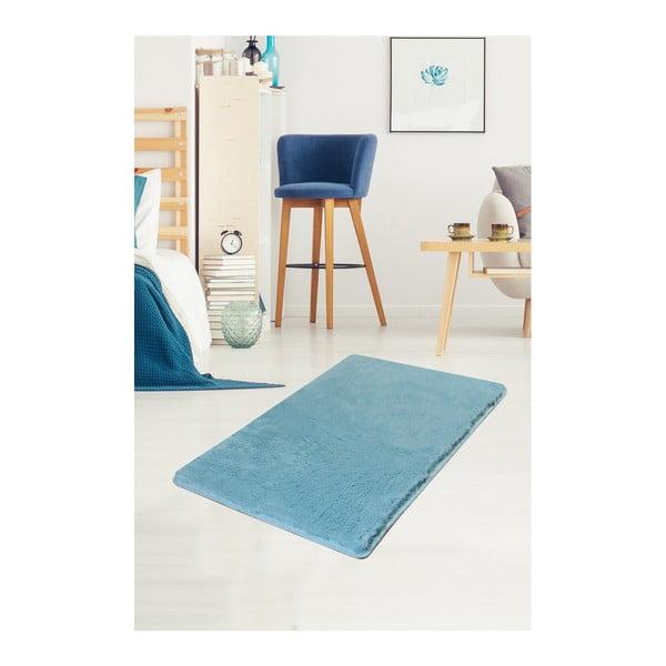 Světle modrý koberec Milano, 120x70cm