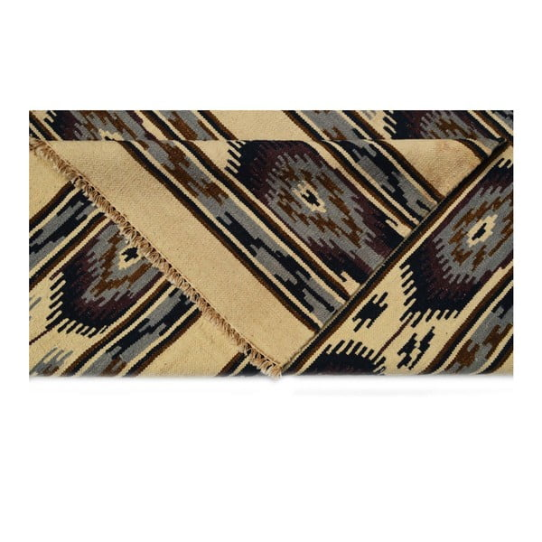 Ručně tkaný koberec Kilim 02, 140x200 cm