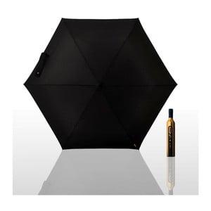 Skládací deštník Deluxe, zlatý