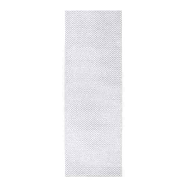 Diby világos szürke kültéri futószőnyeg, 70 x 250 cm - Narma