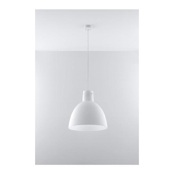 Lustră Nice Lamps Bajo, alb