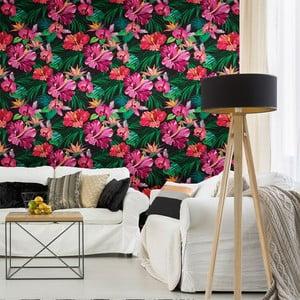Dekorativní samolepka na zeď Ambiance Durazno, 60 x60 cm