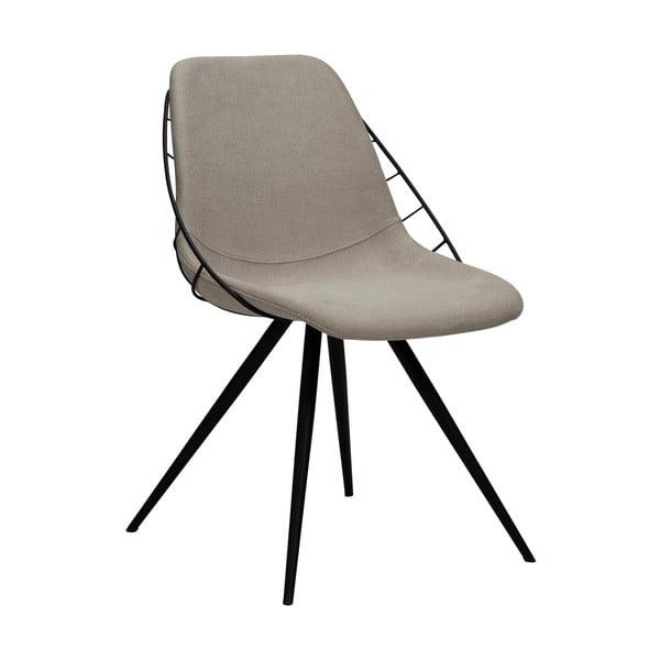 Béžová jídelní židle DAN-FORM Denmark Sway