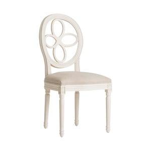 Jídelní židle z jilmového dřeva VICAL HOME Stuhr