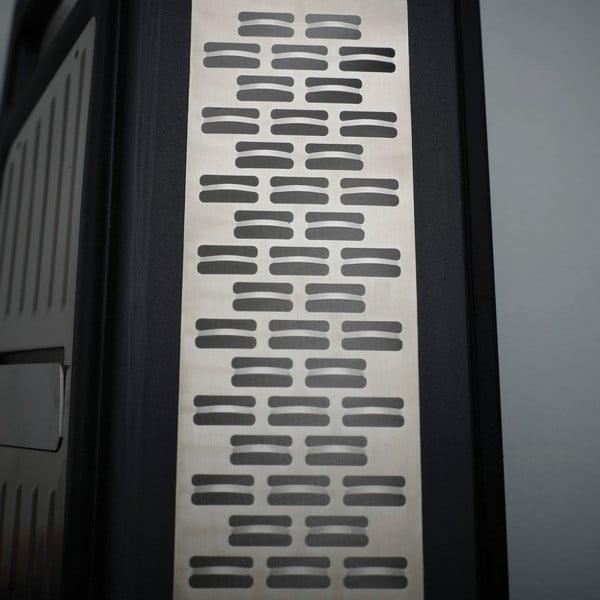 Skládací struhadlo Fold-flat Grater Plus, černé