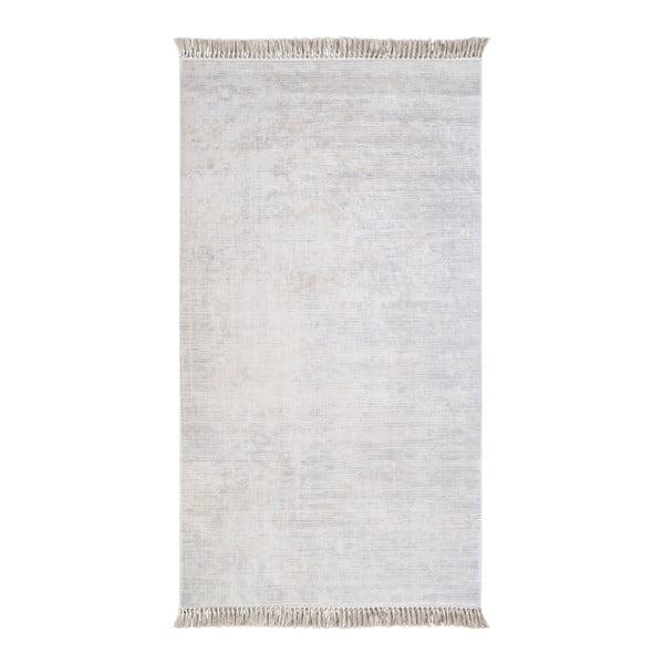 Covor Vitaus Hali Geometrik, 80 x 150 cm, gri