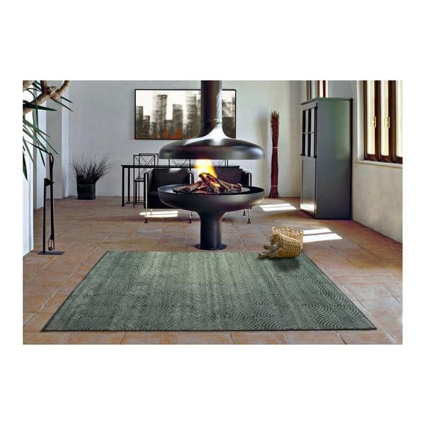 Šedý koberec Universal Soho Silver, 140x200cm