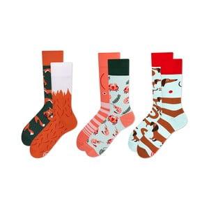 Sada 3 párů ponožek Many Mornings Party, vel. 43-46