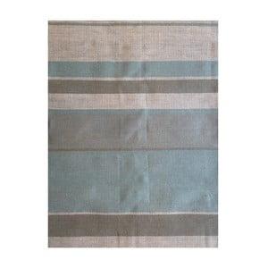 Ručně tkaný vlněný koberec Linie Design Salerno, 200x300cm