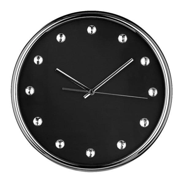 Nástěnné hodiny Diamond, 35 cm