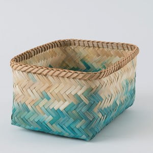 Coș depozitare din bambus Compactor Mia