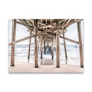 Obraz Styler Glasspik Newport Beach, 70 x 100 cm