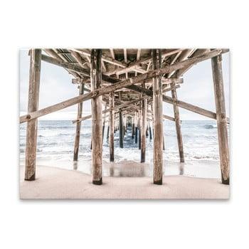 Tablou Styler Glasspik Newport Beach, 70 x 100 cm