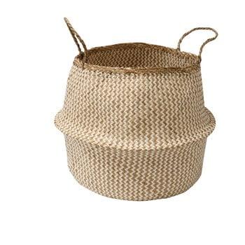 Coș pentru depozitare din iarbă de mare Compactor Zic Zac, ⌀ 45 cm de la Compactor