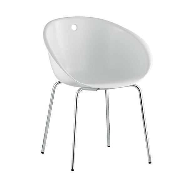 Černá židle Pedrali Gliss
