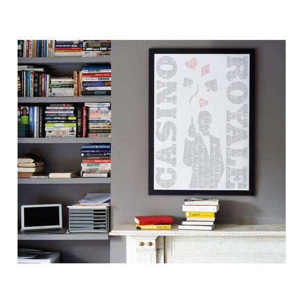 Knižní plakát Casino Royale, 70x100 cm