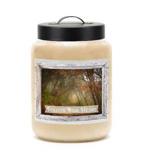 Vonná svíčka v dóze Goose Creek Burákové sladké máslo, 0,68 kg