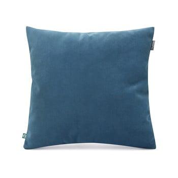 Față de pernă decorativă Mumla Velvet, 45 x 45 cm, albastru