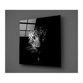 Tablou din sticlă Insigne Wild Animal I, 30 x 30 cm de la Insigne