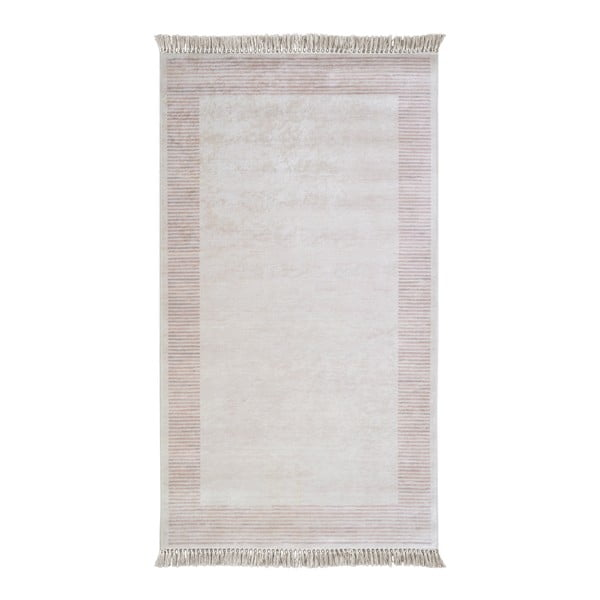 Covor Vitaus Hali Krem, 50 x 80 cm