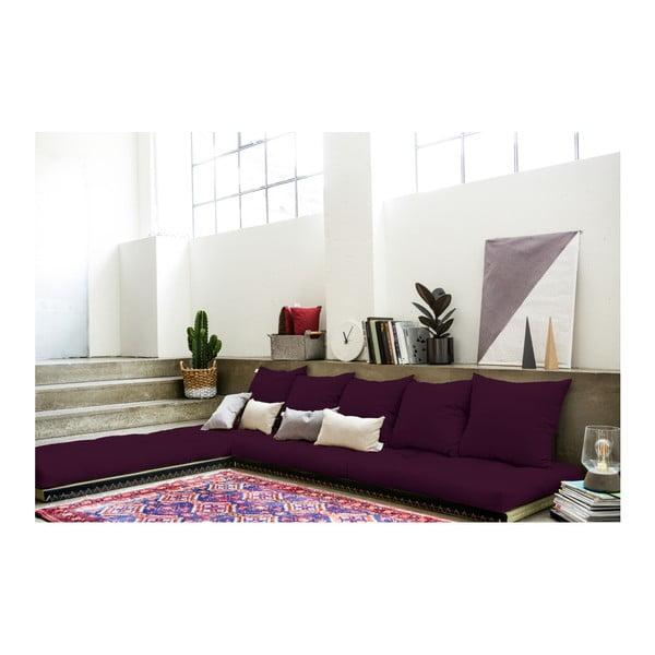 Variabilní pohovka Karup Chico Purple Plum