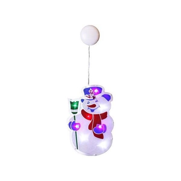 Svítící dekorace Snowman Cap