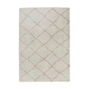 Krémovorůžový koberec Mint Rugs Allure Ronno Creme Rose, 160x230cm