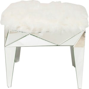 Bílá stolička Kare Design Fun House