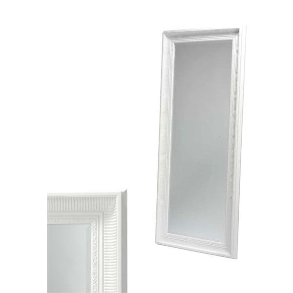 Bílé nástěnné zrcadlo Furnhouse Reflection,68x158cm