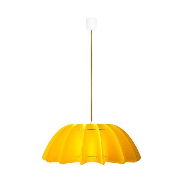 Závěsné svítidlo Primrose yellow/orange