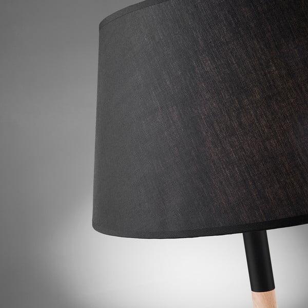Stojací lampa s poličkou La Forma Moskov