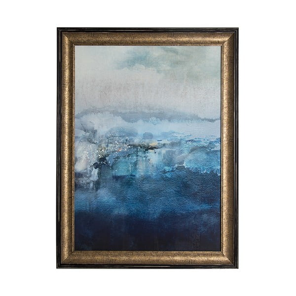Obraz w ramie Graham & Brown Abstract,80x60cm
