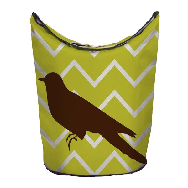 Koš na prádlo Brown Bird