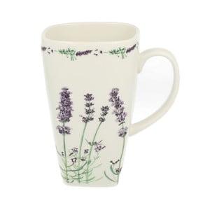 Porcelánový hrnek Duo Gift Lavender 0,7 l