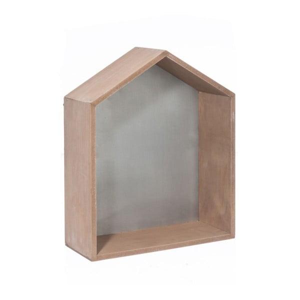 Dekorace House Grey, 30x36x12 cm