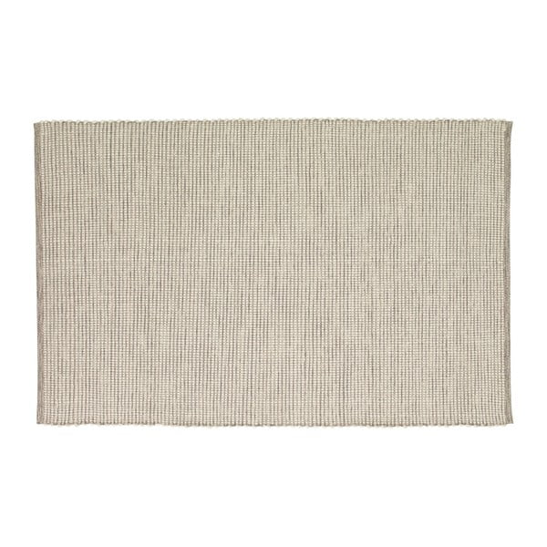 Béžový koberec Hübsch Prissano, 120 x 180 cm