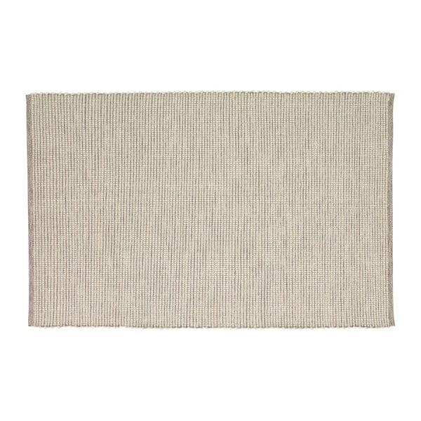 Beżowy dywan Hübsch Prissano, 120x180 cm