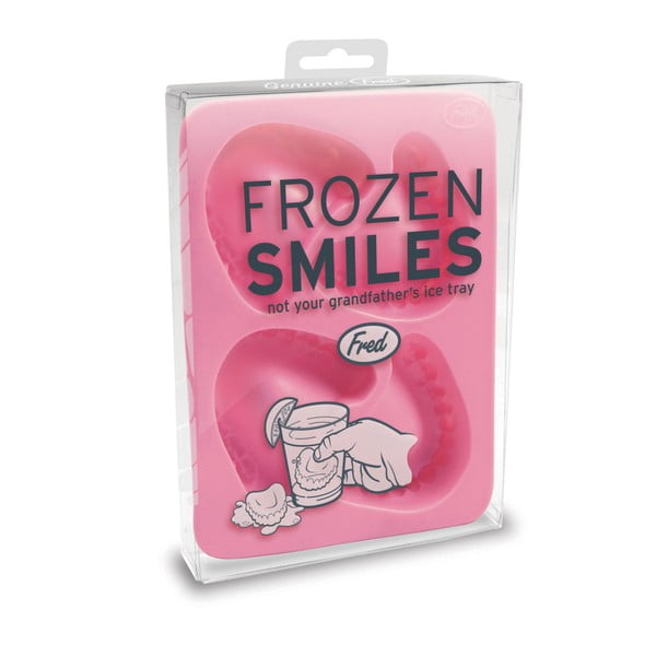 Forma na led Fred & Friends Frozen Smiles