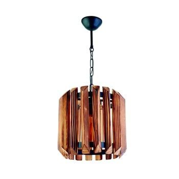 Lustră din lemn de carpen Siesta Tekli