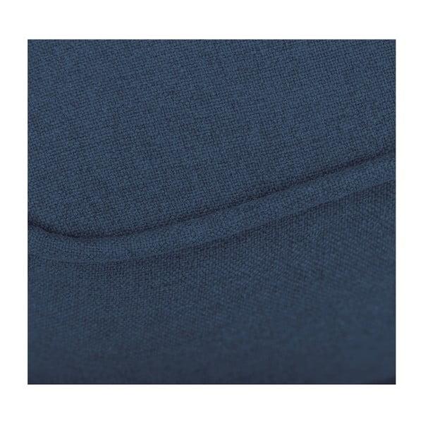 Modrá podnožka HARPER MAISON Laila