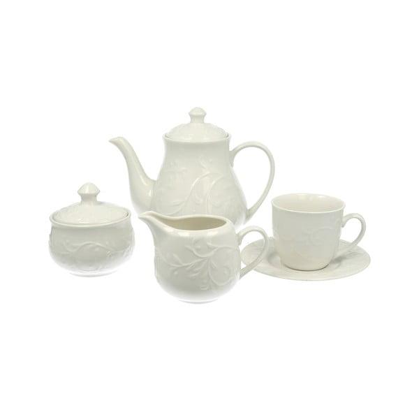 Porcelánová kávová sada Duo Gift Hemingway, 15 ks