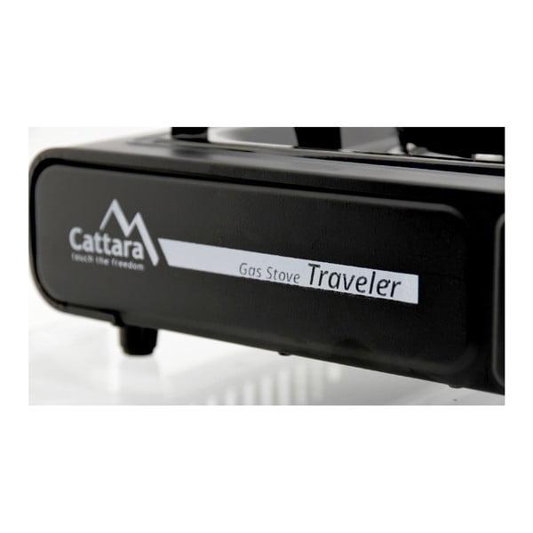 Cestovní plynový vařič Cattara Traveller