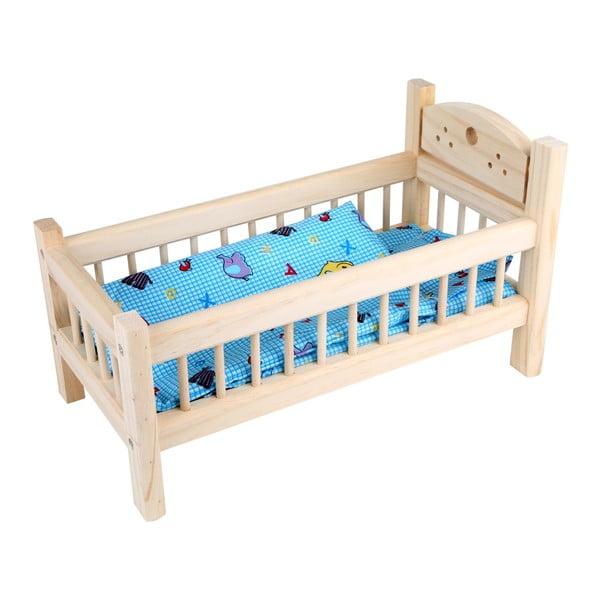 Pat pentru păpuși Legler Doll's Bed