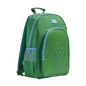 Zelený školní batoh TINC Buds
