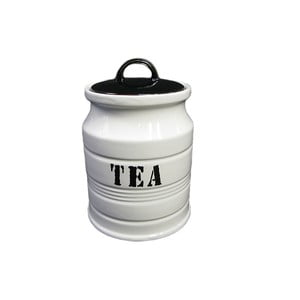 Kameninová dóza na čaj Tea