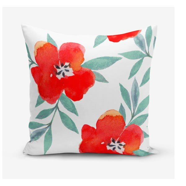 Povlak na polštář s příměsí bavlny Minimalist Cushion Covers Florita, 45 x 45 cm