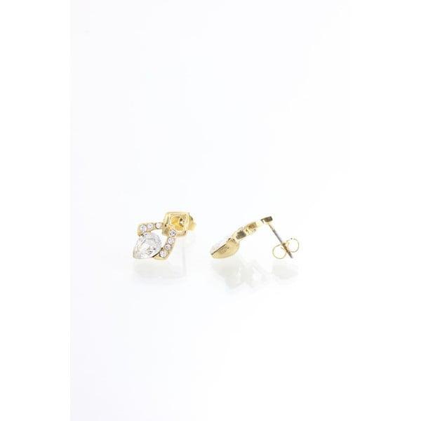 Náušnice se Swarovski krystaly Yasmine Bug