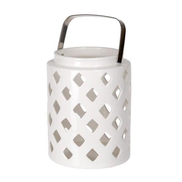 Porcelánová lucerna White Lantern