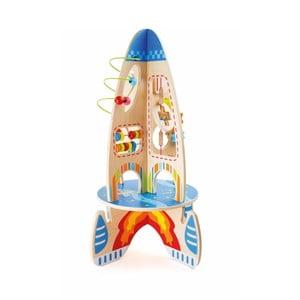 Dřevěná hračka Legler Rocket